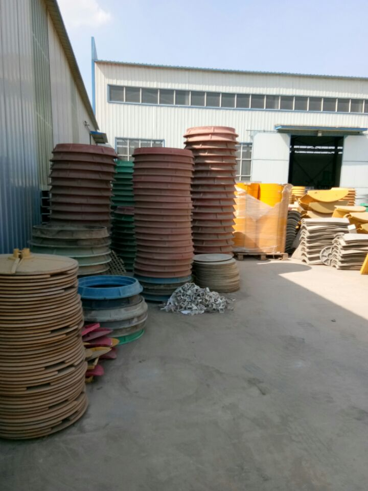 Low Price Fiberglass FRP Composite Resin Manhole Covers