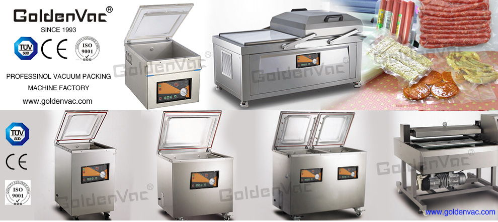 Automatic Continuous Vacuum Packaging Machinery