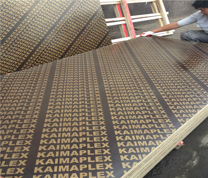 Dynea Brown Film Faced Plywood with Dynea Phenolic Glue