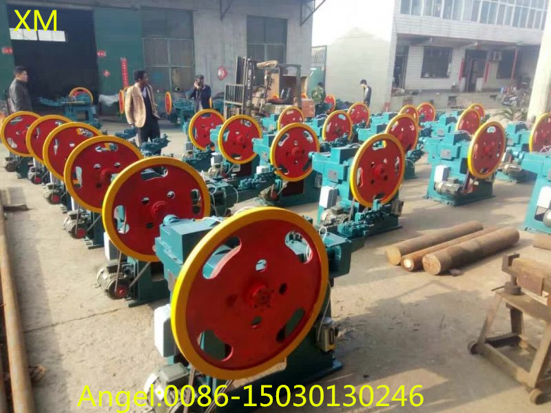 2inch to 4inch High Speed Automatic Nail Making Machine