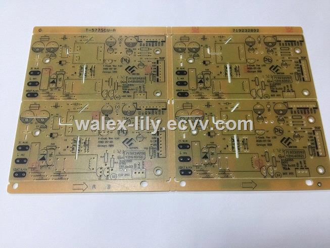 PCB, Printed Circuit Board, OSP HALS, Single Sided PCB Computer Keyboard on