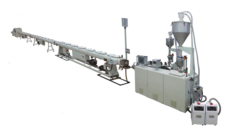 PPRPERT High Speed Polyolefin Pipe Extrusion Line
