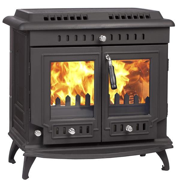 Free Standing Cast Iron Stove Fireplace, Cast Iron Wood Burning Stove Fireplace