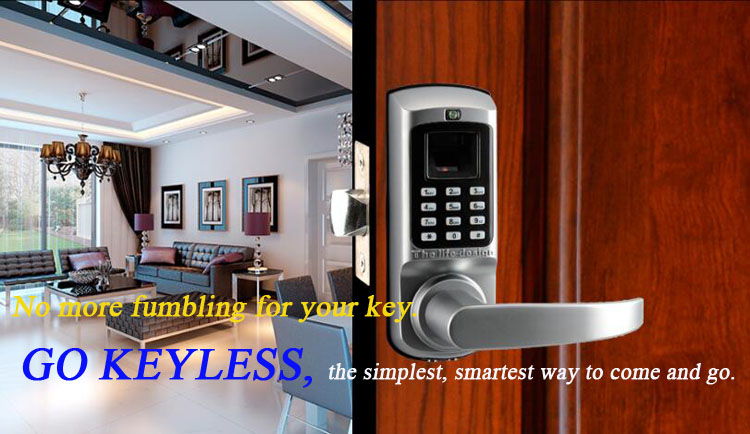 Wireless hotel door lock professional electronic lock