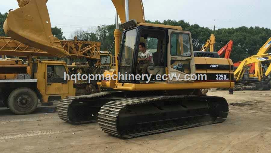 Used CAT 325B Japanese Crawler Excavator