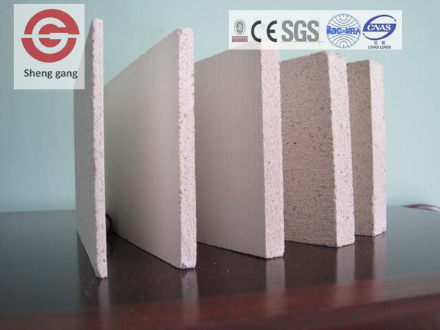 Heat Resistant Fire Resistant Magnesium Oxide Board For Wall