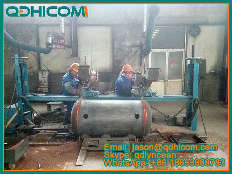 3000L 8BAR hot sale Air Compressor Tank with reasonable price