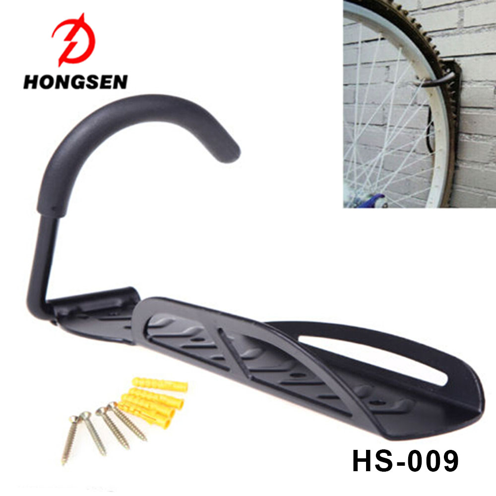 China Factory Steel Material Wall Mounted Bike Rack Bicycle Hanger Hook