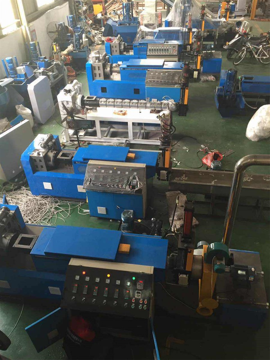 PEPP Waste Plastic Recycling Machine
