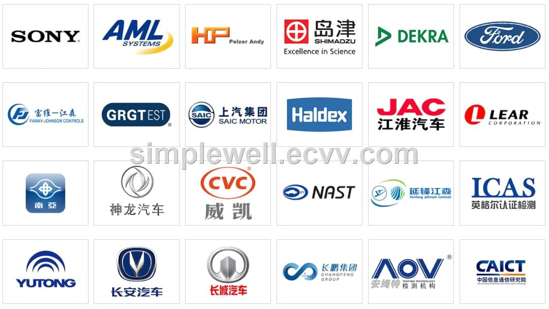 VOC emission testing cabinet VOC emission test equipment furniture decoration and construction materials VOC testing