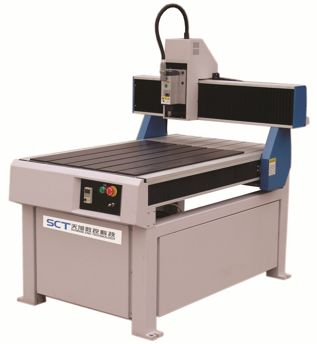 SCT-B6090 Sign Making Popular Classical Advertising CNC Router