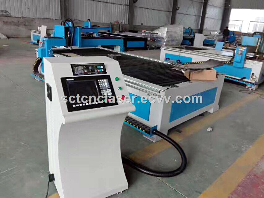 1530 Stainless Steel Aluminum Copper CNC Plasma Cutting Machine