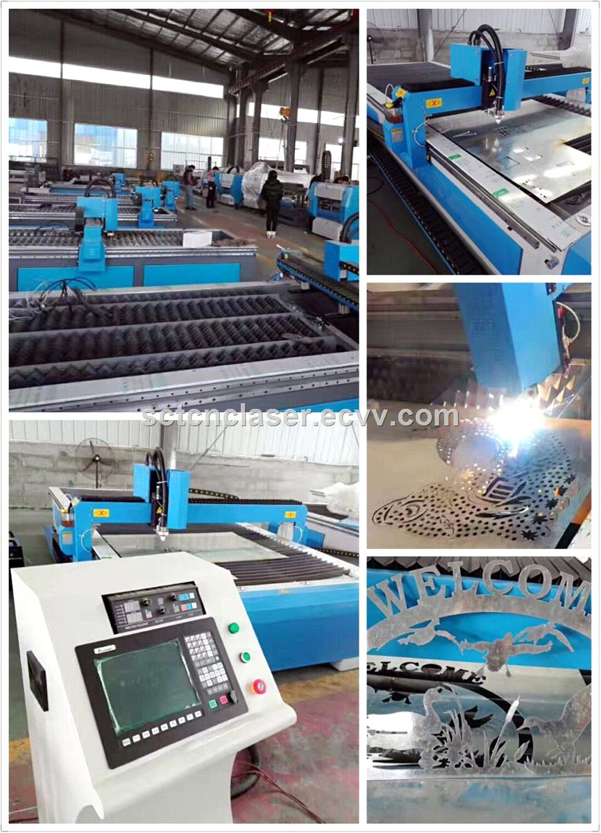 Cheap CNC Plasma Cutter 60A for Steel and Aluminum Cutting