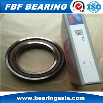 High Quality NSK SKF KOYO FBF Angular Contact Ball Bearing