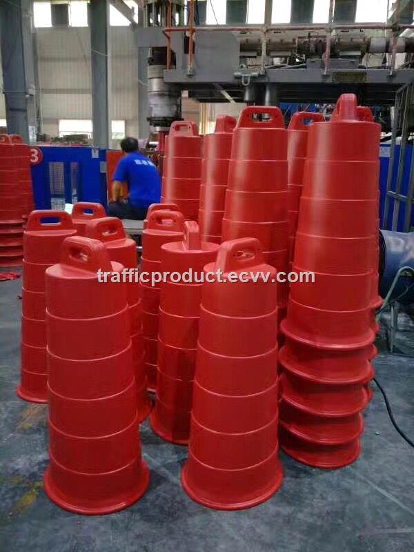 1100mm Plastic Drum Water Filled Barrier Road Safety Barrier