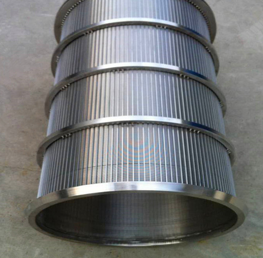 Waste Water Drum Filter Screen