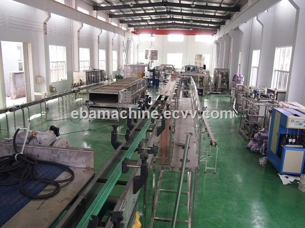 Can Filling Capping Machine