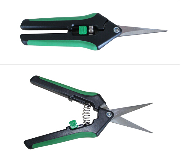 Trimming Scissors Garden Pruning Scissor with Stainless