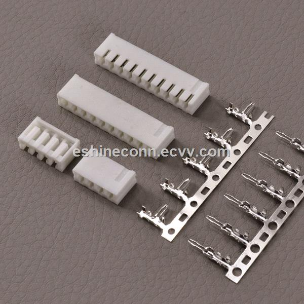 25mm pitch board in connector substitute JST SCN for VCRs