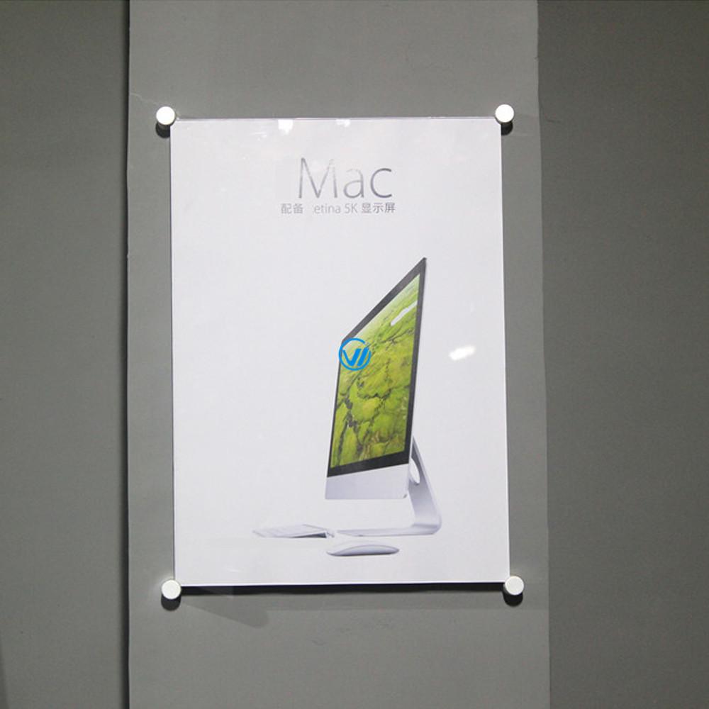 High Quality Acrylic Aluminum A2 Digital Photo Frame for Apple Store ...