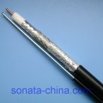 High Quality Coaxial Cable RG 11 M with Messenger