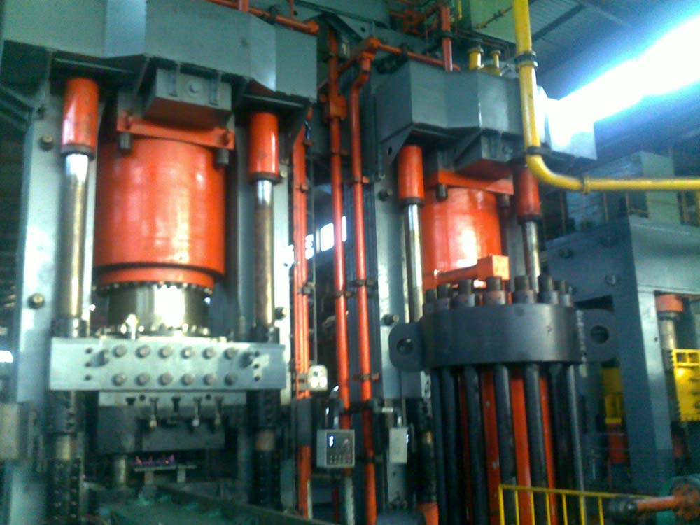 Hot Die Forging Production Line