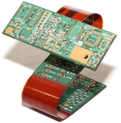 FLEX RIGID FLEX PCB