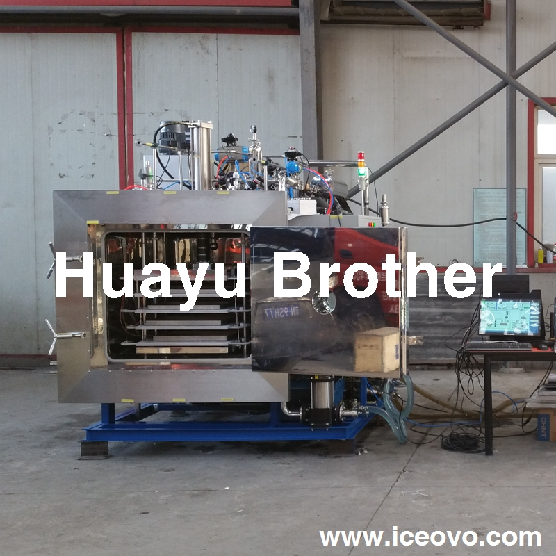 Vacuum freeze drying equipment lyophilizer