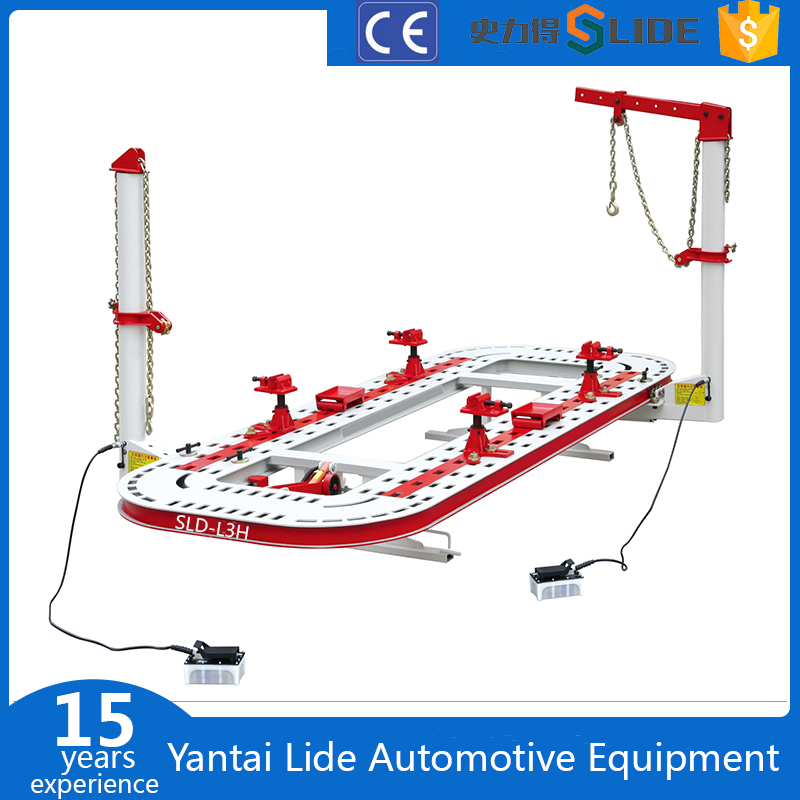 Car Chassis Repair Bench Auto Body Frame Machine for Sale L3H ...