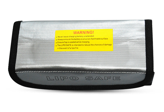 Lipo Battery Safe Protecting Bag Lipo Battery Safe Guard Charging And Multi function Bag