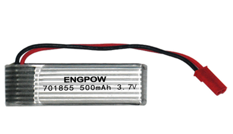Power H07 You Di U815AU818A Guinness 6039 Model Battery 3.7V 500mah