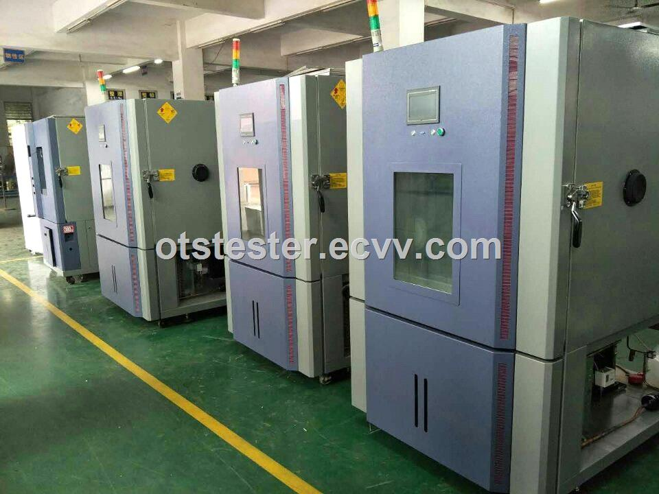 65C150C High Low Temperature Thermal Shock Test Chamber