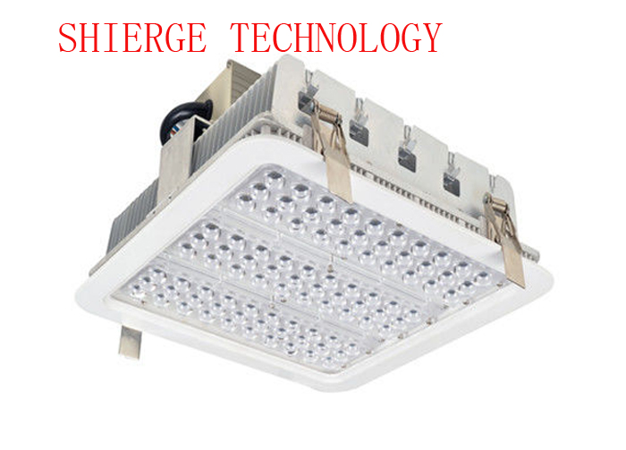 IP65 150W gas station led canopy lights