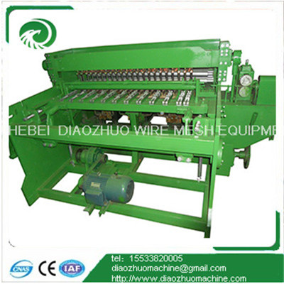 Welded Wire Mesh Machine In China