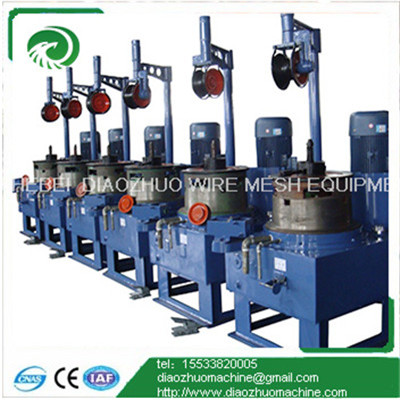 Good Price Wire Drawing Machine