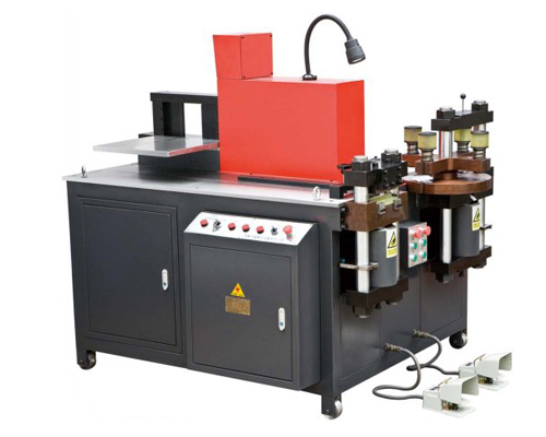 Shandong Jinan Machinery Manufacturer for Copper Busbar Bending Machine