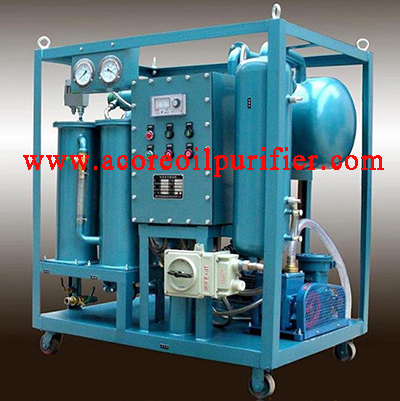 Transformer Oil Purification Systems