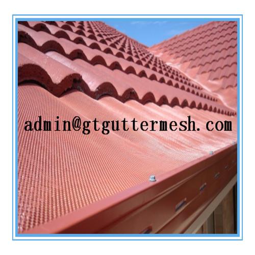 High quality aluminium mesh for gutter guards