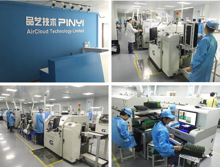 Flexible/Rigid PCB Circuit Board Manufacturing Service with Clone