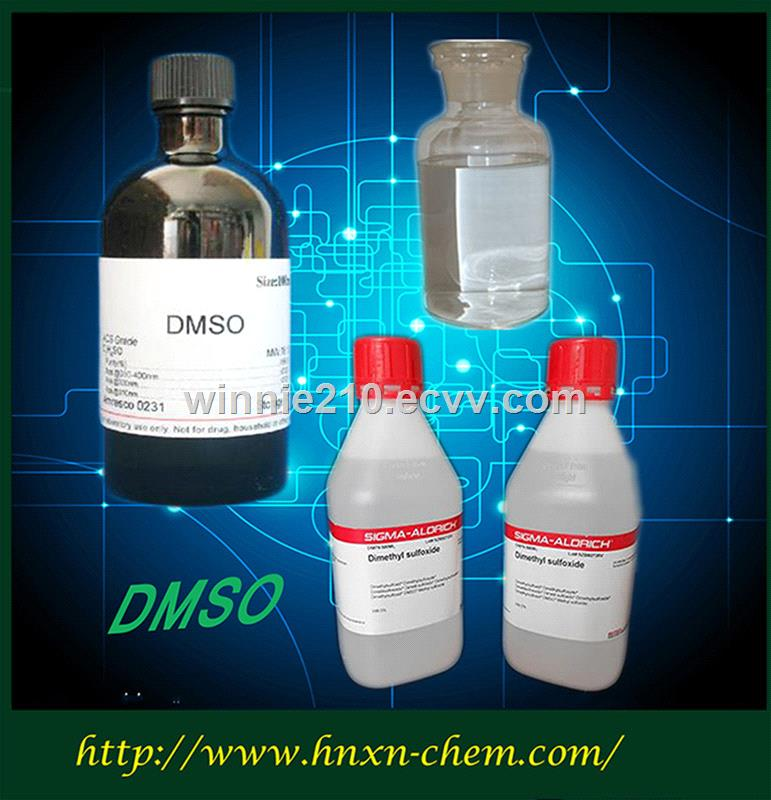 Free Sample Available Dimethyl Sulfoxide Medical Grade for Animals Pharmaceutical