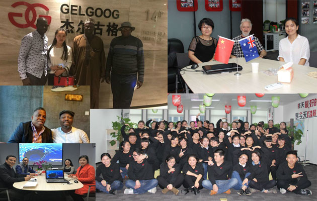 Henan Gelgoog Machinery Co., Ltd.