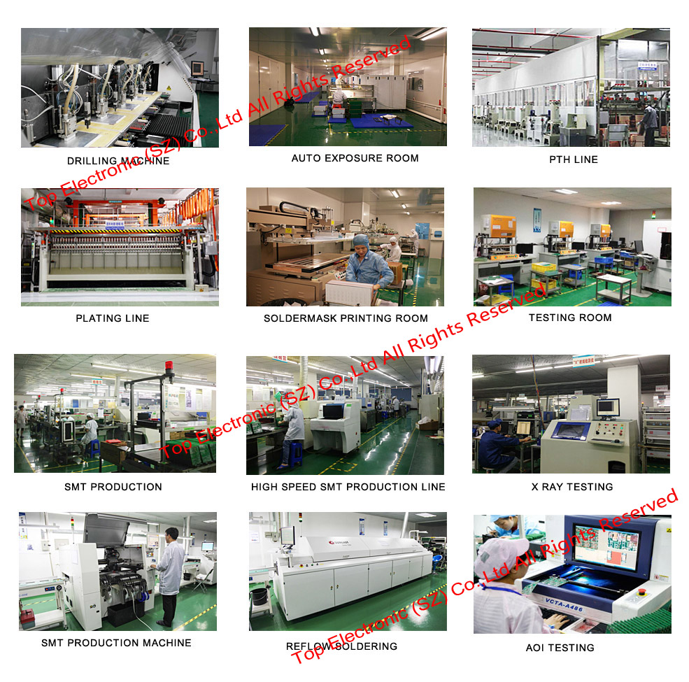 PCB assembly with high quality