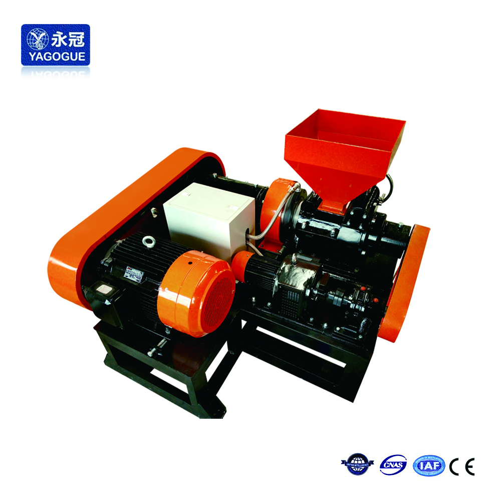 Tire Rubber Powder Grinder Grinding Machine