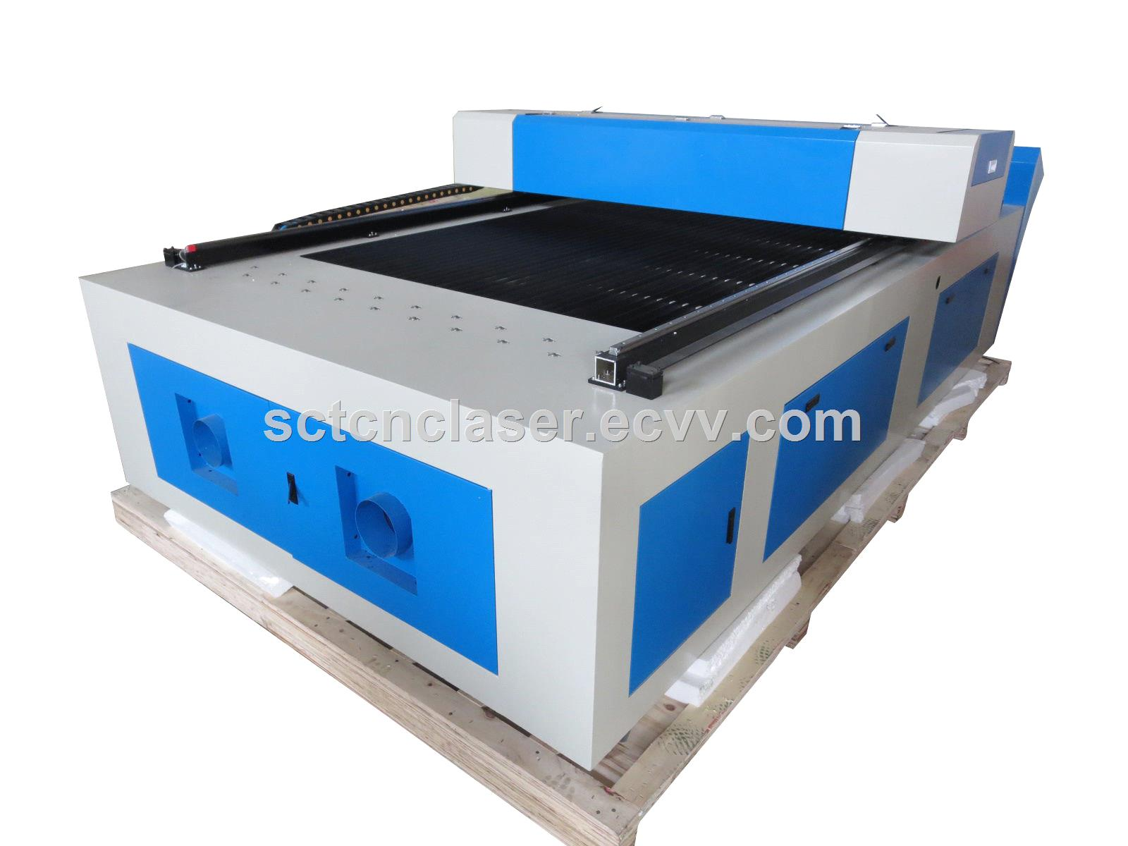 250W 1325 CNC CO2 Stainless Steel/MDF Plywood Laser Cutting Machine
