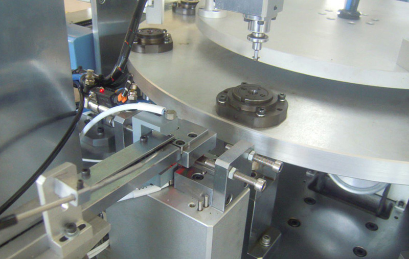 High Efficiency Tappet Automatic Assembly and Test Machine