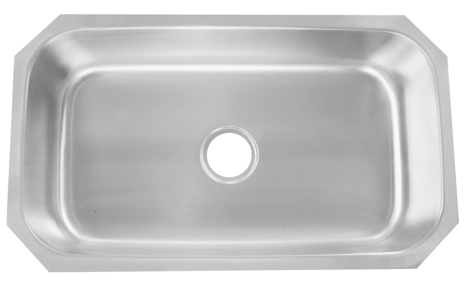Single Bowl SUS304 Kichen Drawn Sink