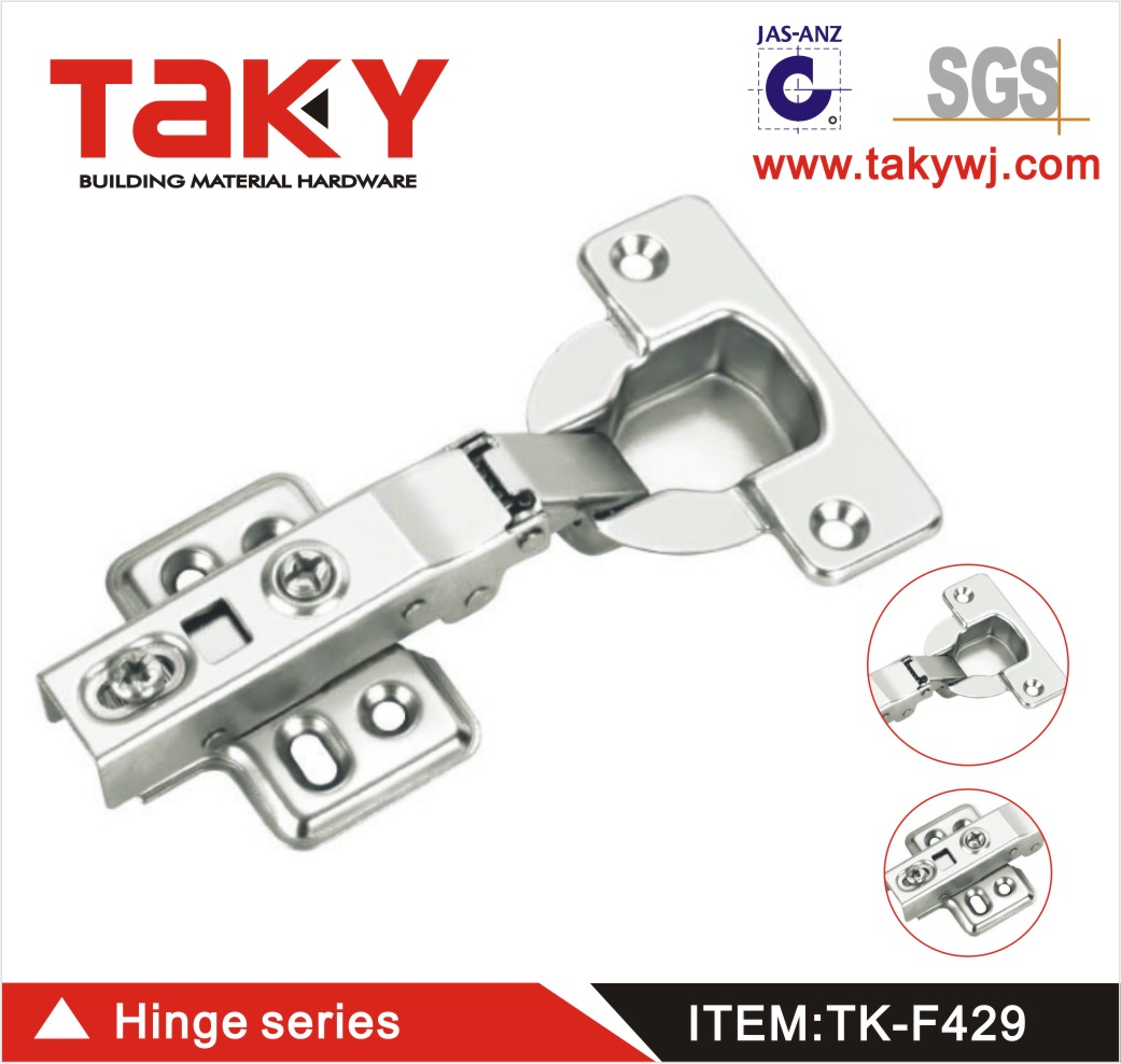 TK-F429 Stable Cabinet Hydraulic Hinges Kitchen Door Hinges Cold ...