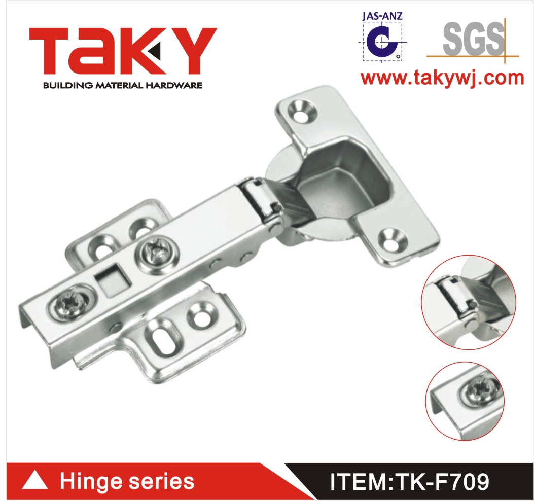 TK-F709 Furniture Pantry Door Hinges