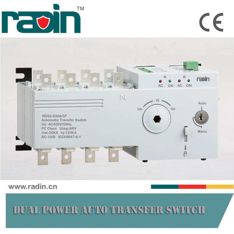 DC12V/24V ATS Controller, Automatic Transfer Switch