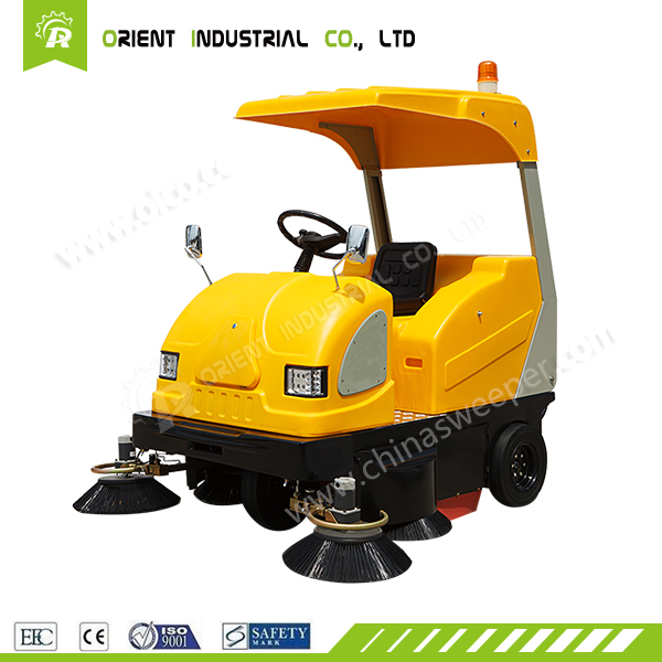 New Designed Sidewalk Cleaning Machine for Sale